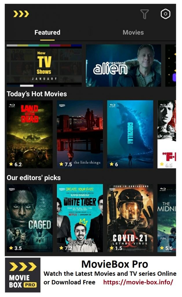 Moviebox Pro